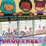 Red Ribbon Week Activities Drug Awareness Pennants