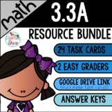 Representing Fractions - 3.3A Math TEKS Resource Bundle