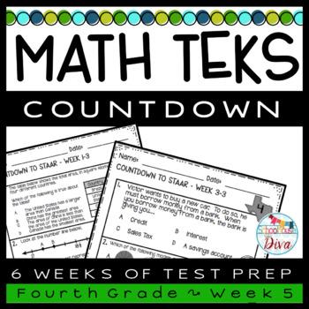 STAAR Math Week 5