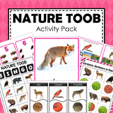 Safari Toob Nature Preschool Kindergarten Activity Pack