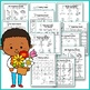 Spring Activities For Kindergarten (Literacy No Prep)