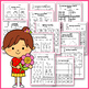 Spring Activities For Kindergarten - Spring  Math Worksheet