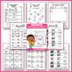 Spring Activities For Kindergarten - Spring Math Worksheet, April Morning Work
