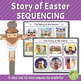 Story of Christmas and Easter Sequencing BUNDLE