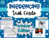 Inferencing Task Cards: Winter Edition - Distance Learning