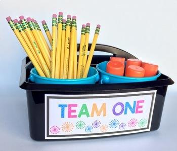 Team Tallies - A Whole Class Behavior Management System