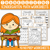 Thanksgiving Activities Kindergarten - Thanksgiving Math W