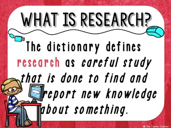 Internet Research Powerpoint