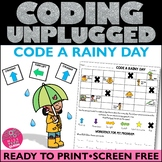 Unplugged Coding Rain
