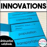 VA SOL 2.2 Innovations interactive notebook