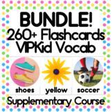 50% OFF! NVC VOC VIPKid Vocabulary 1-6 Supplementary Real Photo Flashcard