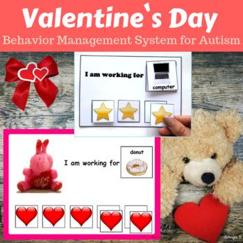 Valentine`s Day Token Reward Board