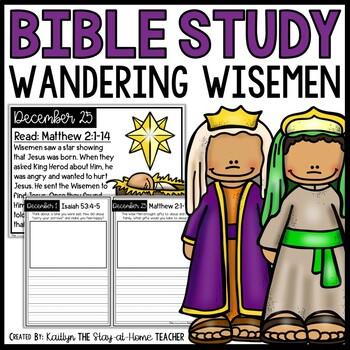 Christmas Study Wandering Wisemen