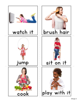 Special Education Activity - What Do You Do With It?