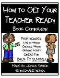 How to Get Your Teacher Ready Book Companion Back to Schoo
