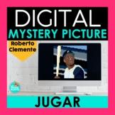 JUGAR Digital Mystery Picture   Roberto Clemente Pixel Art