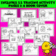 Easter Activities : Sight Words, Sentence Tracing,
