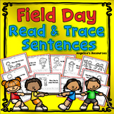 End of the Year Activities : Field Day - Includes Sight Words - Handwriting