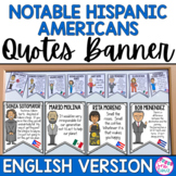 Hispanic Heritage Month Quotes ENGLISH VERSION