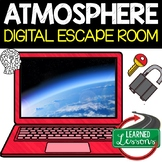 Atmosphere Digital Escape Room, Breakout Room or Activity Pages