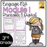 Engage NY Grade 3 Module 1 Supplemental Printables