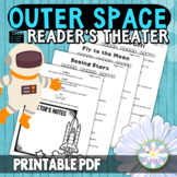 50% OFF for 48 HOURS: Reader's Theater - Outer Space Theme