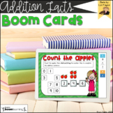 BOOM Cards-Addition Facts to 10 Digital Task Cards