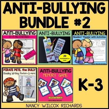 Anti-Bullying Activities BUNDLE 2