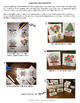 Bilingual Christmas Foldables for the Holidays. Spanish and English Craftivity!