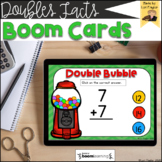 BOOM Cards-Doubles Facts Digital Task Cards