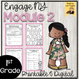 Engage NY Grade 1 Module 2 Printable and Digital Resource