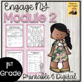 Engage NY Grade 1 Module 2 Printable and Digital Resource