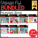 Engage NY Grade 3 BUNDLED Powerpoint Games