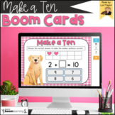 BOOM Cards-Make a Ten Digital Task Cards