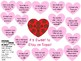 Valentine's Day Social Skills & Conversation Skills Packet No Prep Print and Go!