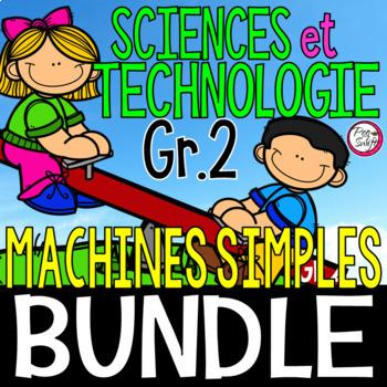 Machines simples • Science Unit BUNDLE