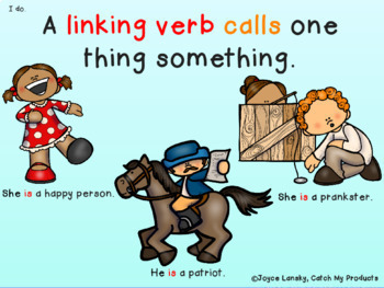 Verbs : Action Helping Linking Verbs in Power Point