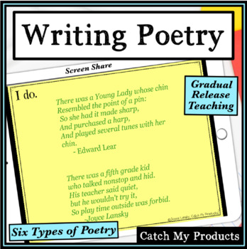 poetry writing lesson plans poetry writing lesson plans - 30 Limerick Examples Funny Cooperative