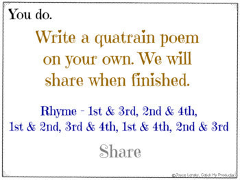 Poetry Writing Lesson Plans