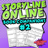 Storyline Online Book Companions #2 (NO PRINT DIGITAL option)