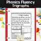 Phonics Fluency Passages: Daily Fluency: Month of Trigraphs