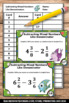 Subtracting Mixed Numbers with Like Denominators 4th Grade Math Review Games