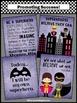 Superhero Theme Classroom Decor, Superheroes Posters, Motivational Quotes