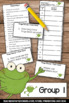 Frog Activities and Games, Cooperative Learning Game, Frog Facts