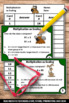 Multiplication as Scaling Task Cards 5th Grade Common Core Math