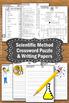 Scientific Method Crossword Puzzle, 5th Grade Scientific M