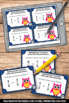 Subtracting Fractions with Like Denominators 4th Grade Math Games
