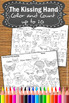 The Kissing Hand Activities Kindergarten Math Centers, Counting & Coloring Pages