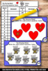 The Kissing Hand Co-Curricular Math Activities for Back to