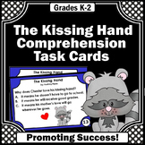 The Kissing Hand Activities, Back to School Reading Comprehension Questions